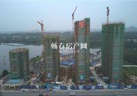 天盛·西城壹品8月工程进度播报||5#楼主体楼栋建至26层!
