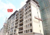 廣濟府7月工程進度播報   A區16、19號樓已封頂
