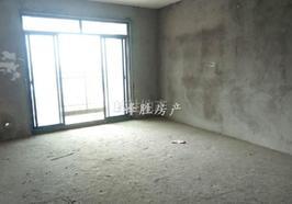 万豪郦景园122平毛坯3室2厅2卫中间楼层,证满2,年即买即装修