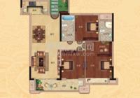 至信福邸   择三室而居,享从容生活 !