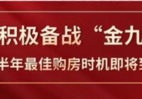 """""""金九银十""""战打响!蕲春各楼盘活动优惠精彩来袭!"""