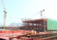 武穴铜锣湾广场8月工程进度播报   12#、13#楼均建至第27层