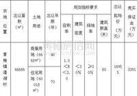 湖北省黃梅縣自然資源和規劃局 國有建設用地使用權掛牌出讓公告