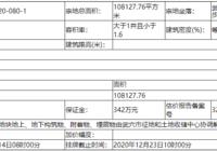 武穴市国有土地使用权挂牌出让公告(武土挂字[2020]021号)