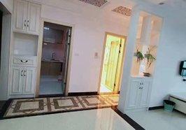 清華苑精裝修,一房一廳一廚一衛,經濟適用房,高檔小區僅租1100一個月
