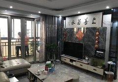 福星小区豪装3室2厅2卫证满2年75万出售