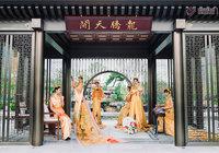 蕲春府一期园林景观盛大开放,引领楼盘新时尚