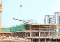 銅鑼灣廣場7月工程進度播報   12、13號樓已建至第24層
