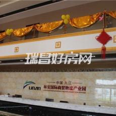 九江林安国际商贸物流产业园实景图