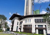九坤新城首府 | 8月工程進度播報