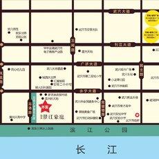 景江豪庭区位图