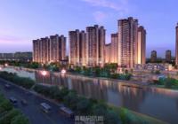 晉梅九坤·學府城 | 難以再有的濱河高層,競相爭藏