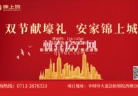 锦上城购房节丨双节献壕礼,六重壕礼惠全城!