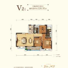申丰·金色阳光城--V2 126.85