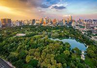 东城首府 | 住在公园旁,除了自然诗意,还能带来什么?