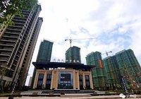 晉梅九坤學府城8月工程進度丨美好未來,共敘新佳音