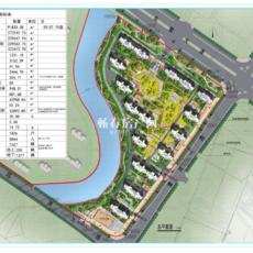 香榭水岸规划图