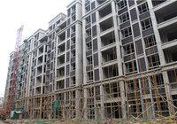 东方明珠花苑9月工程进度播报||15#楼外墙架正在拆除!