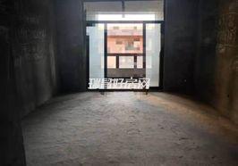 龙翔国际毛坯小三房户型方正南北通透 前后阳台
