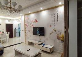 清華苑  高層  2房2廳1衛 精裝修  家具家電齊全拎包入住