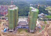 泰禾富·凤凰府7月工程进度:C10#地基施工中!
