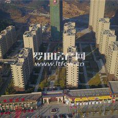 书香尚城航拍书香尚城(2020.12)