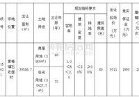 湖北省黃梅縣自然資源和規劃局 國有建設用地使用權掛牌出讓公告梅自然告字【2021】8號