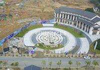 卓尔·凤山小镇2020年10月工程进度:一期商铺已封顶!