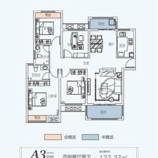 卓达·书香名苑--A3  127.37