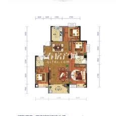 泰和廣場C3戶型戶型圖
