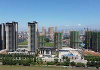 晉梅九坤·學府城六月工程進度播報 | 家筑新愿,美好可期 !