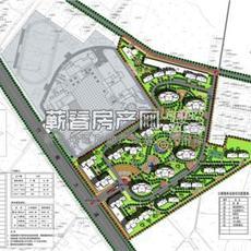 蕲阳新区规划图