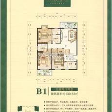 東城明珠B1戶型戶型圖