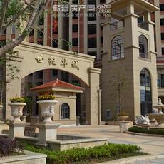 新八·世纪华城实景图