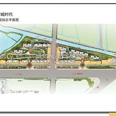 珺伟·新城时代平面图