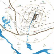 国鼎·广济新天地区位图
