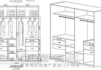 《蕲春》常用家居系列——衣柜要如何设计比较实用呢?