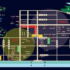 東城學府區位圖