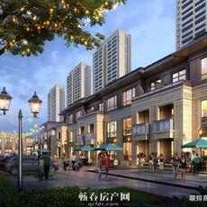 华中国际时尚城效果图