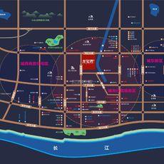 龙玺湾区位图