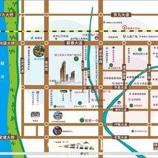 嘉华·智慧城区位图