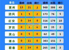 黄冈疫情速报【截止2月21日24时】