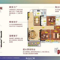 新八·世纪华城H1 户型户型图