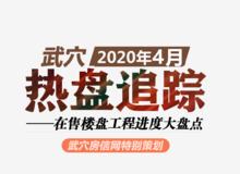 2020年4月武穴在售楼盘工程进度汇总
