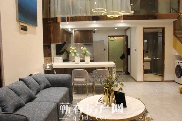天禧SOHO公寓 城市生活新方式