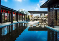 万景·楚园|中式合院园林之美,纳藏万千气象