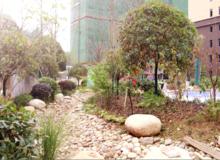 五月工程进度 左岸春天二期主体完工、绿化呈现