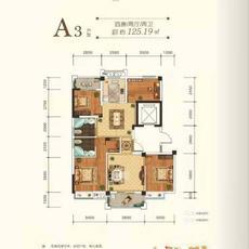 申丰·金色阳光城--A3户型