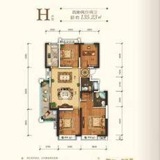 申丰·金色阳光城--H户型