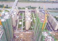 书香尚城6月进度:C10,C13建至24.26层
